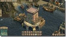 Leuchtturm Hafen Stufe2