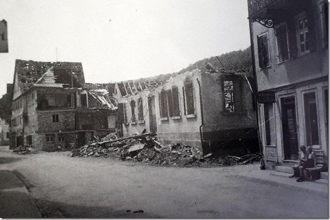 rathaus - zerstört