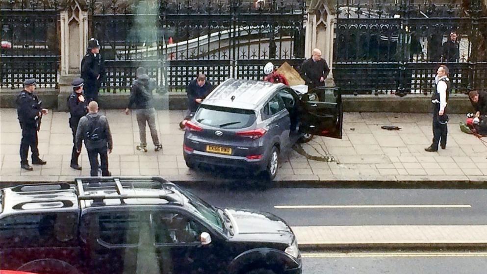 Terroranschlag Twitter: Terroranschlag In London