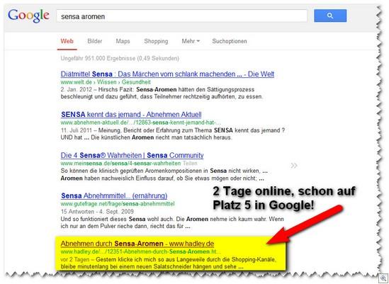 Googlesensa